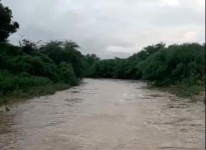 Rio do Saco do Moiseis 26/05/2020