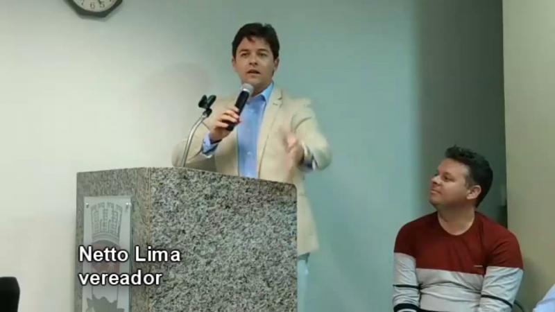 Vereador Netto Lima apresenta sugestões para os limites entre os municípios de Junco e Santa Luzia