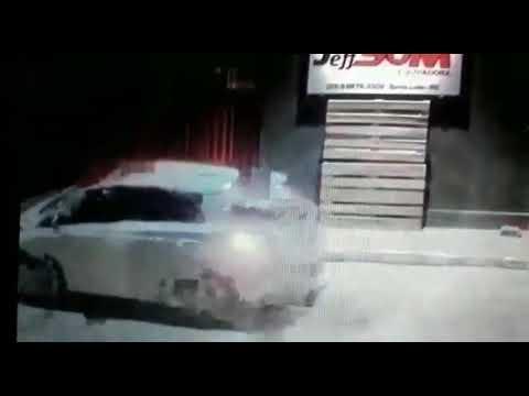Ladrões roubam equipadora de som em Santa Luzia