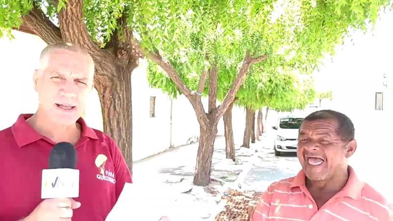 Campanha para ajudar o trabalhador Aderaldo Nogueira